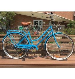 Reid Bikes REID LADIES CLASSIC 7SPD BABY BLUE 42CM - Small