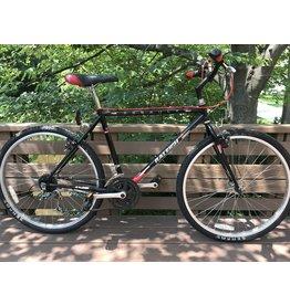 Raleigh Assault, 18 in, Mountain Bike, Black, M0B93550