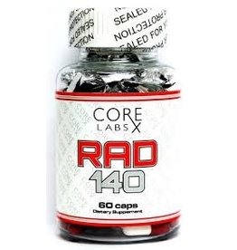 CORE LABS RAD 140