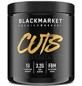 Black Market Cuts Pre-workout
