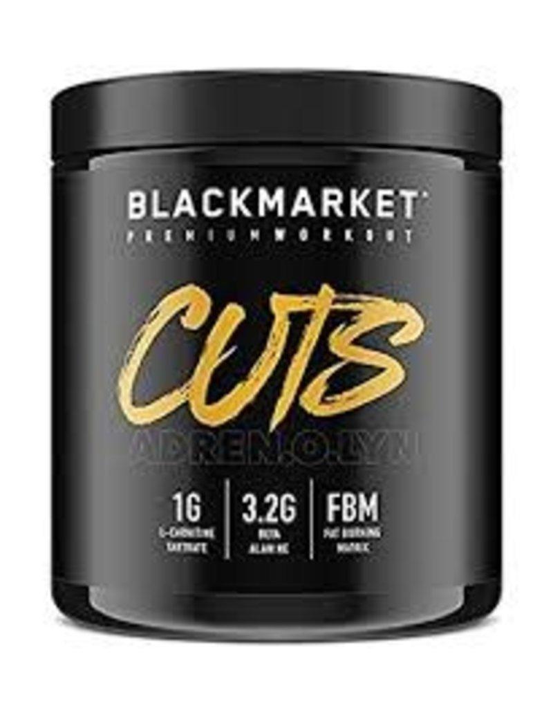 Black Market Cuts Pre-workout