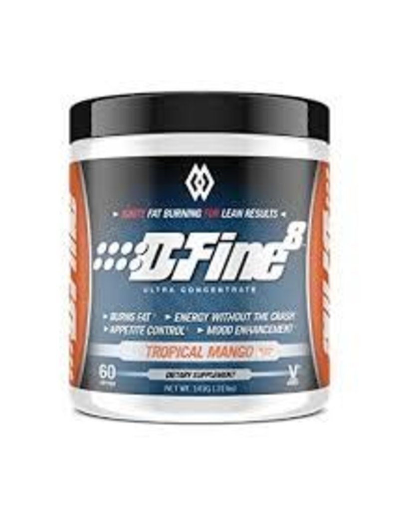 Musclewerks D-fine8 Energy