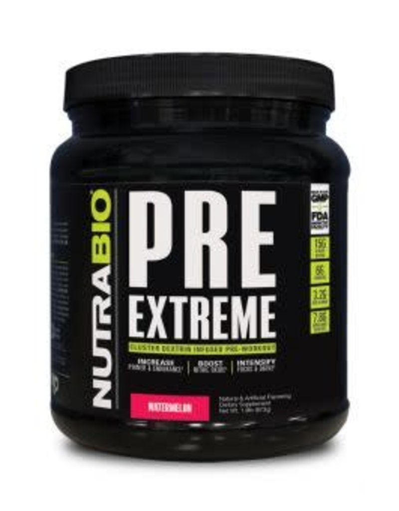 NUTRABIO Nutra Bio Pre Extreme