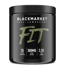 Black Market Fit Pre-Workout