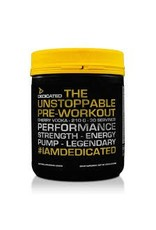Dedicated Unstoppable Pre-Workout