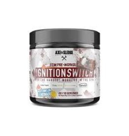 Axe & Sledge Ignition Switch Pre-Workout