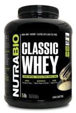 NUTRABIO NutraBio Classic Whey