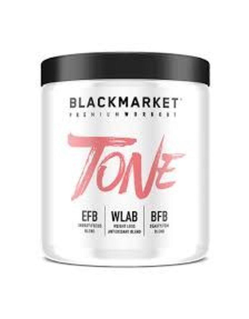Black Market Tone Pre-Workout