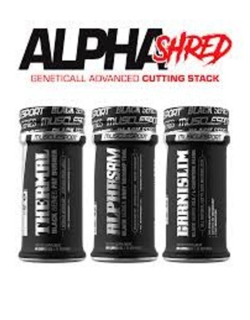 Muscle Sport Alpha cutz