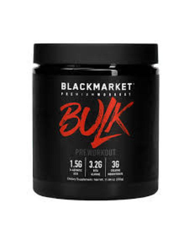 Black Market Bulk Pre-Workout