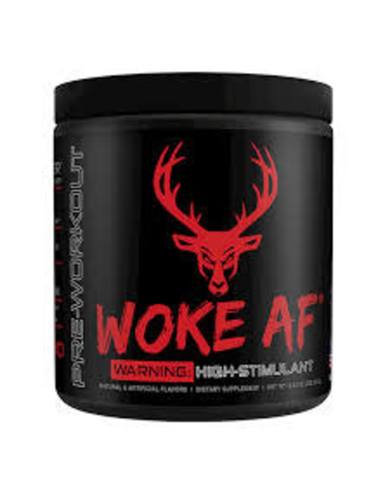 Bucked-up Woke AF