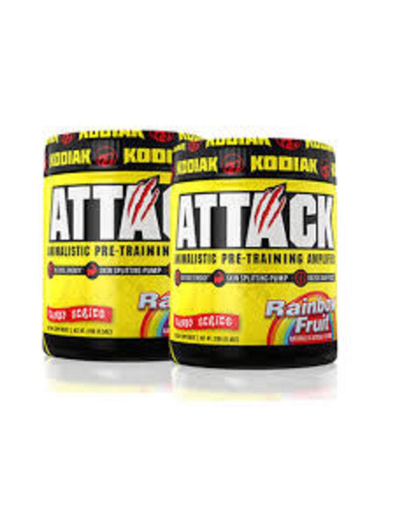 KODIAK Attack Pre Workout