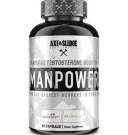 Axe & Sledge Manpower test booster