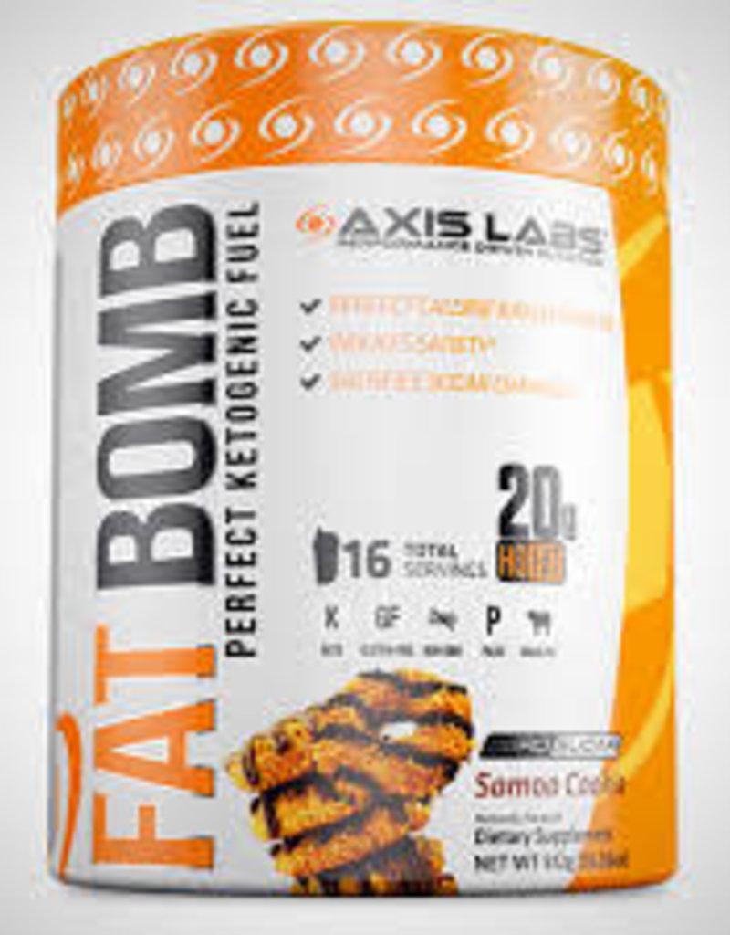 Axis Labs Keto Bomb Samoa Cookie -Axis labs