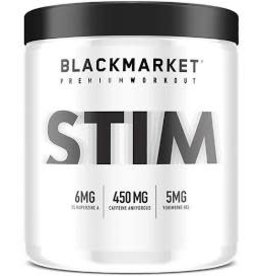 Black Market Stim Pre Workout