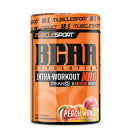 Muscle Sport Muscle Sport NRG BCAA