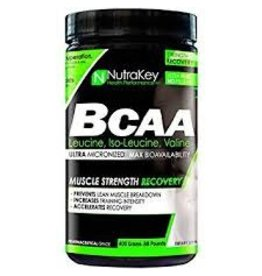 NUTRAKEY BCAA 400g Unflavored