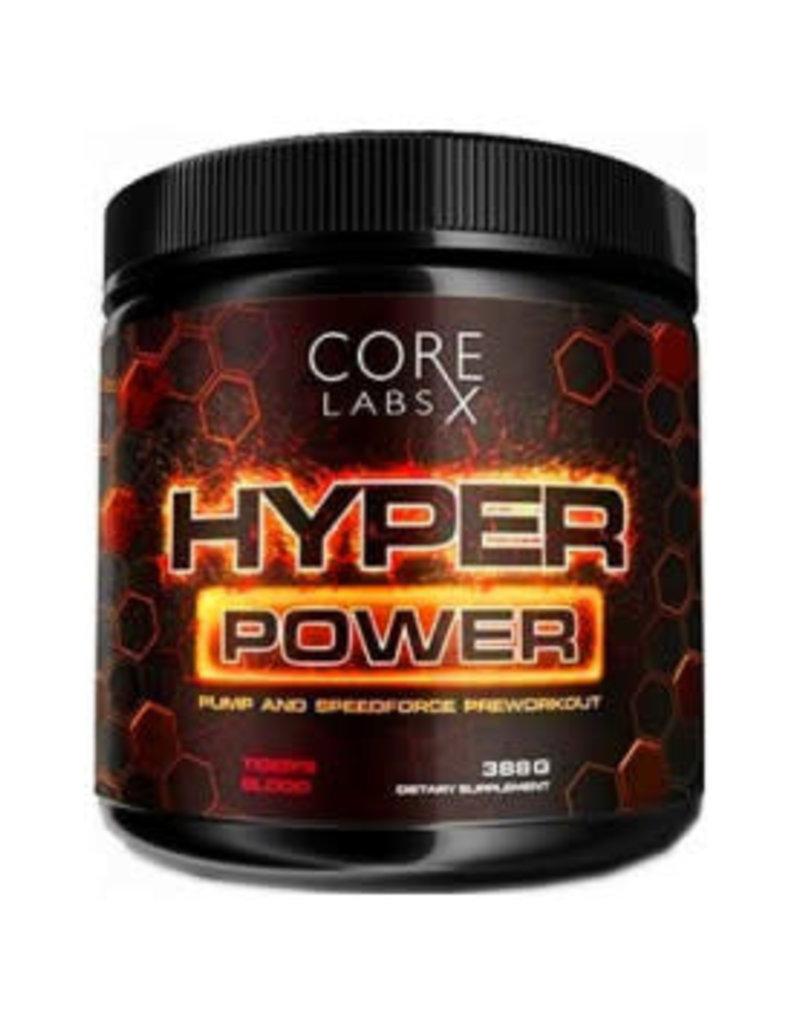 CORE LABS Hyper Power Pre Workout