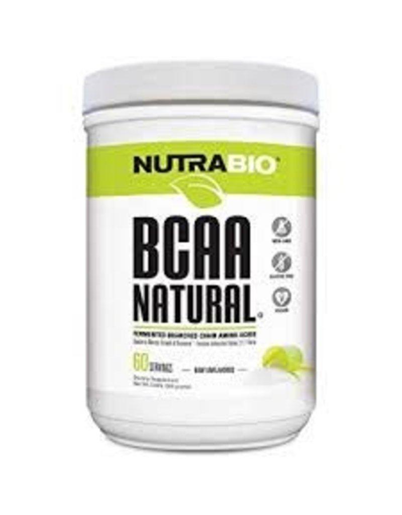 NUTRABIO NutraBio BCAA Natural -Sun Tea