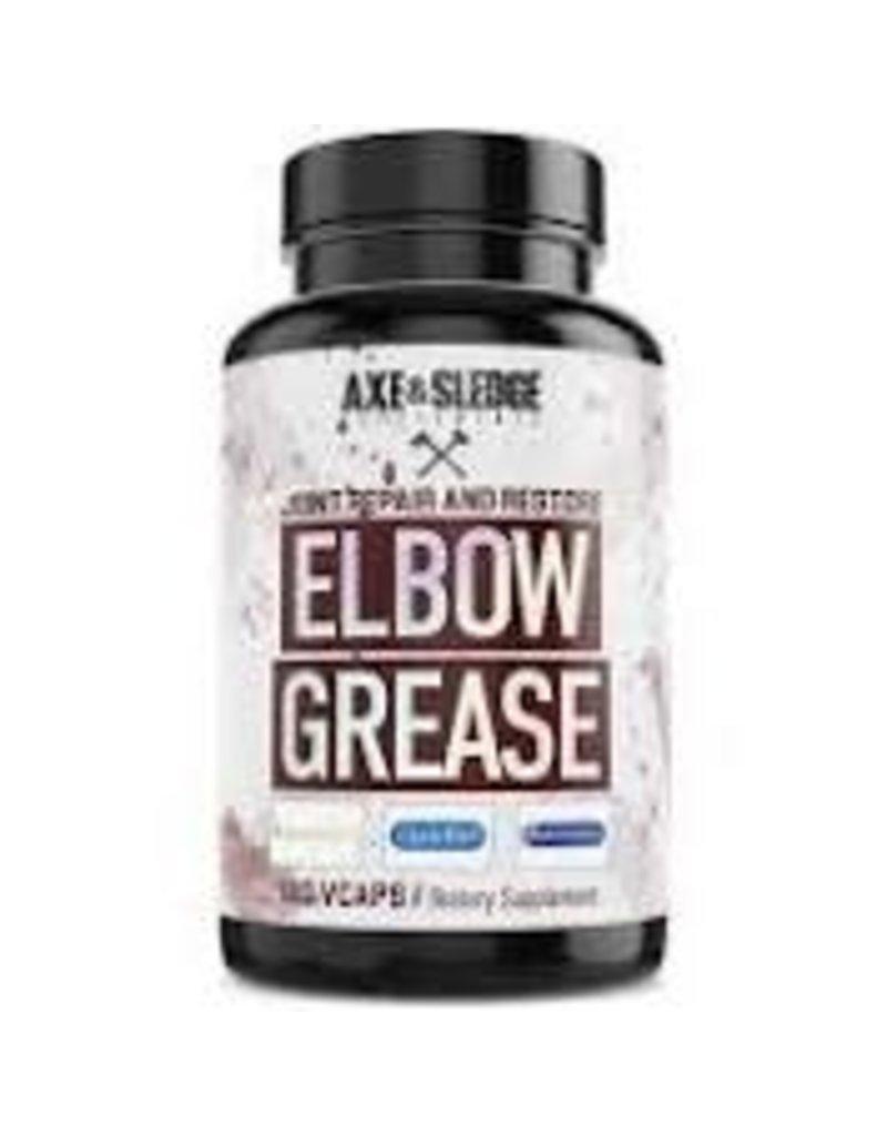 Axe & Sledge Elbow Grease