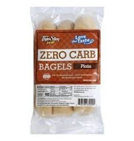 ThinSlim Foods 0 Carb Bagels Everything