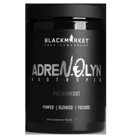 Black Market Adrenolyn Preworkout