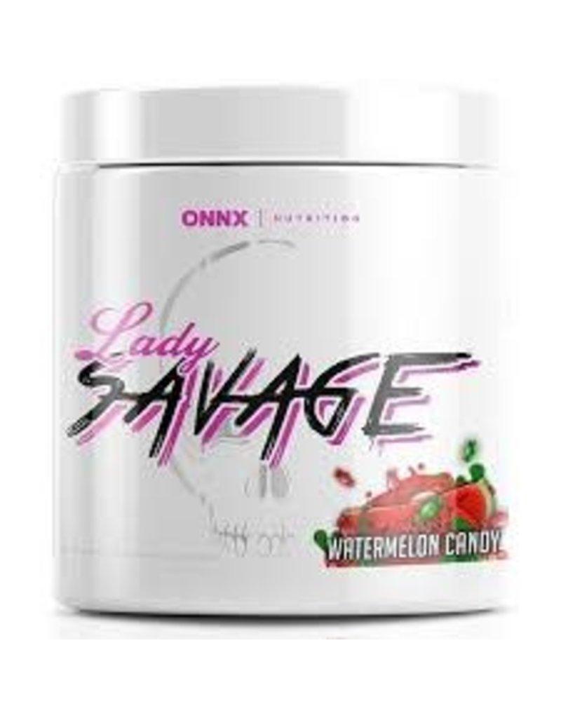Onnx Lady Savage Pre-Workout