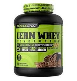 Muscle Sport Lean Whey Protein