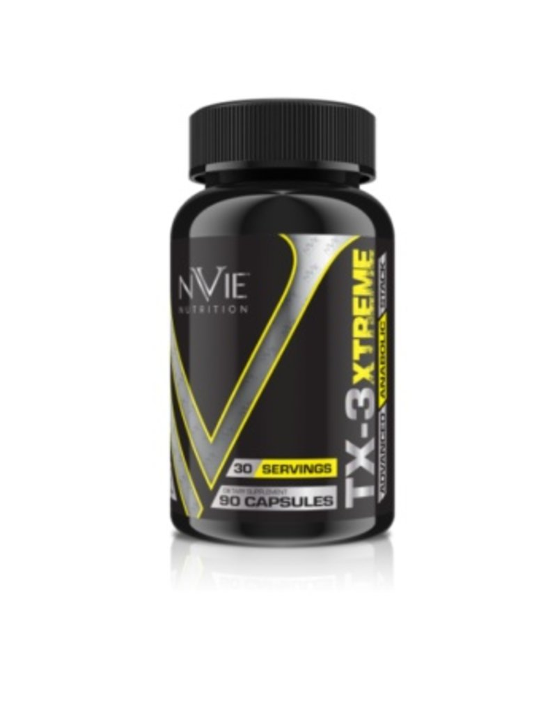 NVIE NVIE Nutrition TX-3 Xtreme 90 capsules