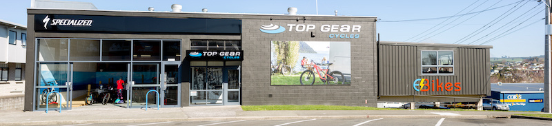 TopGearCyclesOustide