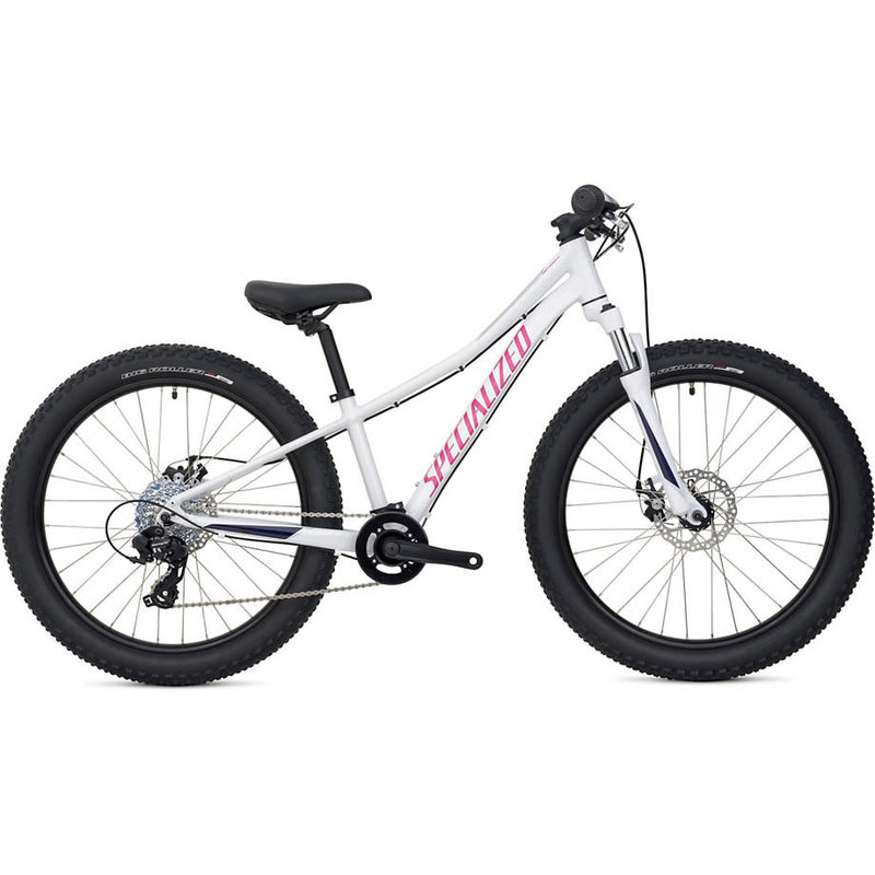 Specialized RIPROCK 24 INT METWHTSIL/RFPNK/NDGO 11