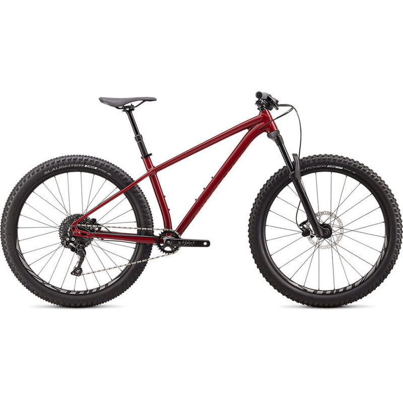 Specialized Fuse 27.5 AUS CRMSN/RKTRED M