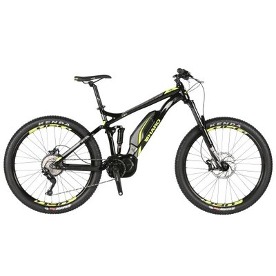 Haro 2019 Haro Shift Plus I/O  Blk/Neon Yellow 18""