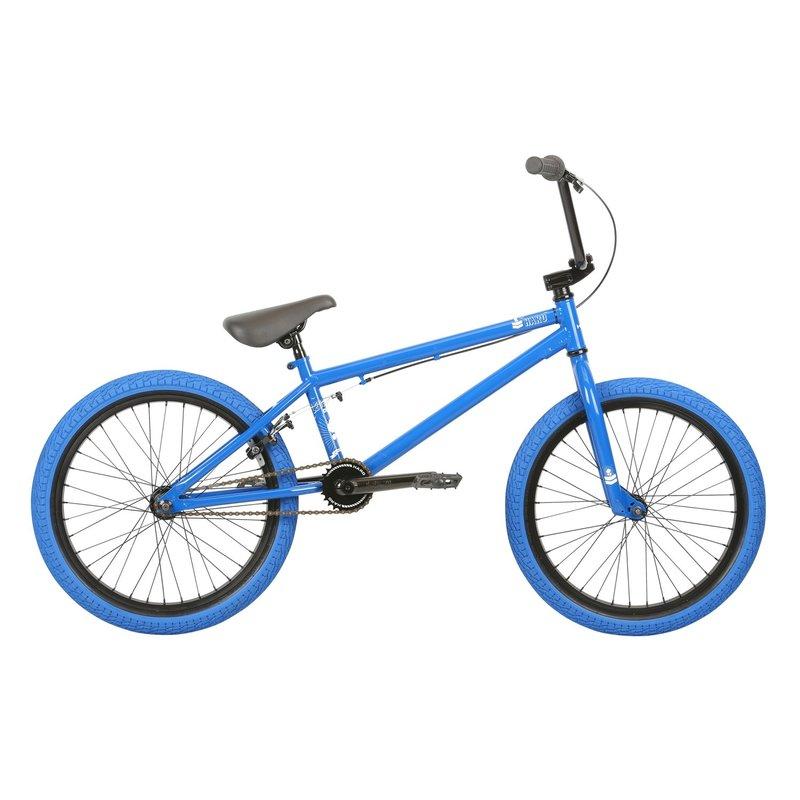Haro 2019 Haro Leucadia Gloss Blue 20.5TT BMX