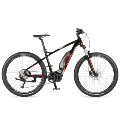 "Haro 19 Haro Double Peak I/O 16"" Black/Red"