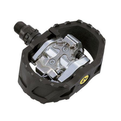 Shimano PD-M424 SPD Pedals Resin Pop-Up Platform
