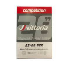 Vittoria Tube 700x19/23 Competition Presta 48mm R6
