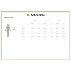 Madison Madison Flux Superlight WMN's softshell Jacket