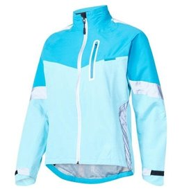 Madison Madison Protec Womens Waterproof Jacket Caribbean Blue/Blue Radiant 12