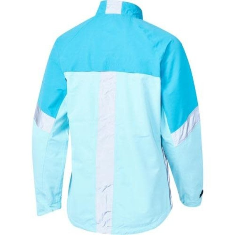 Madison Madison Protec Womens Waterproof Jacket Caribbean Blue/Blue Radiant 12