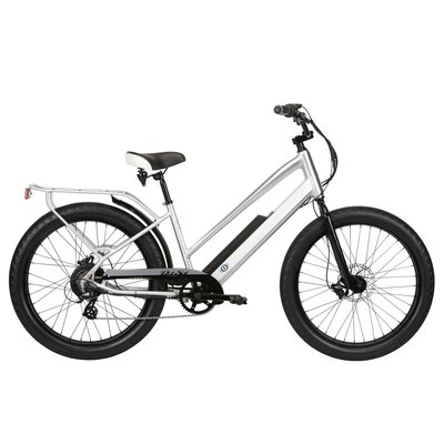 "Del Sol 2019 Del Sol Railer i/O ST 26""+ Brushed All E-Bike"
