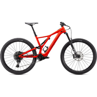 Specialized Levo Turbo SL Comp Rocket Red/Blk Small