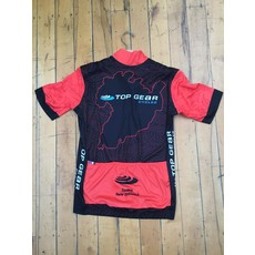 Specialized Ride Jersey SS Full Custom Red/Blk/Blu