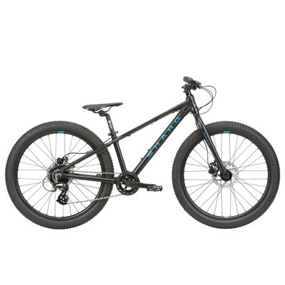 2020 Haro Flightline 24 Plus Disc Matte Black/Blue