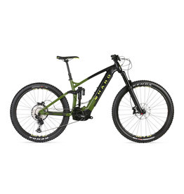 Haro Haro Shift i/O 7 Black/Green 18.5""