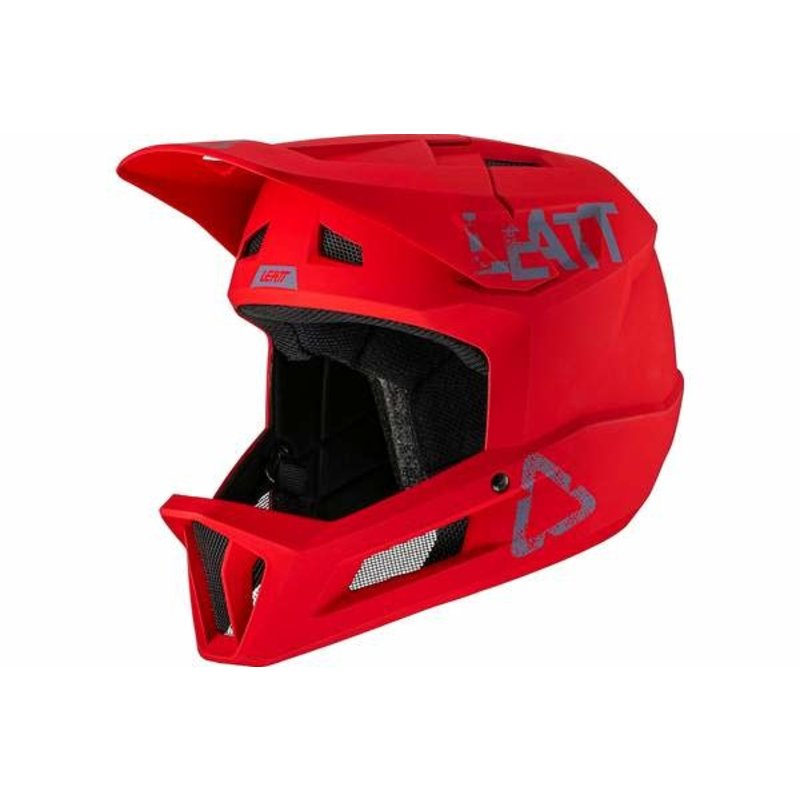 Leatt Leatt 2021 DBX 1.0 DH Helmet Junior Chilli XXS