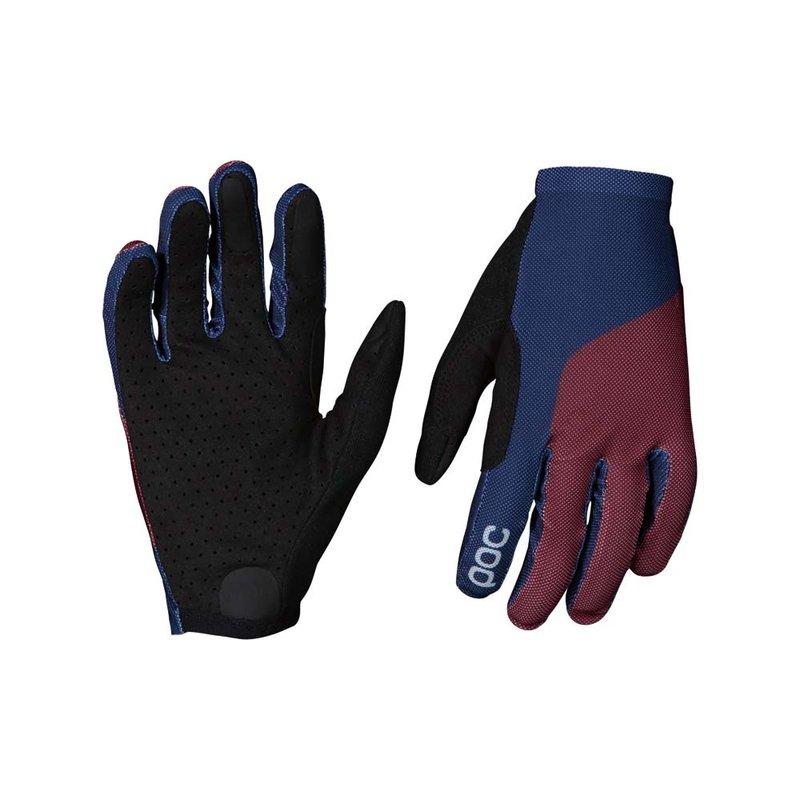 POC Essential Mesh Glove - Uranium Black/Oxolane Grey - LRG
