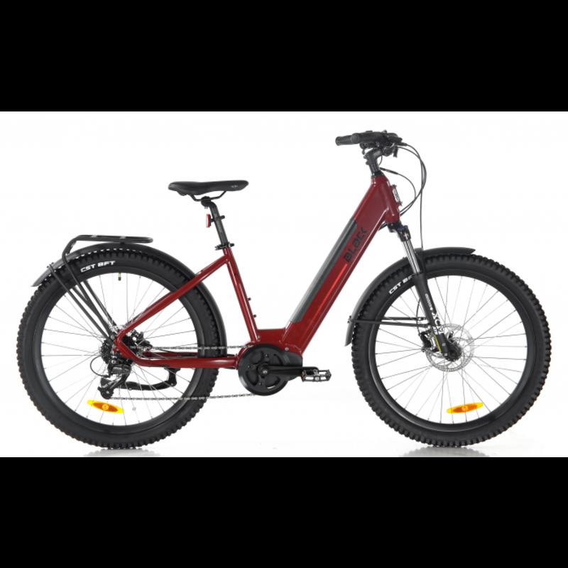 "Black Black ATB-L  All terrain Step thru Electric Bike 27.5"" MY20-22"