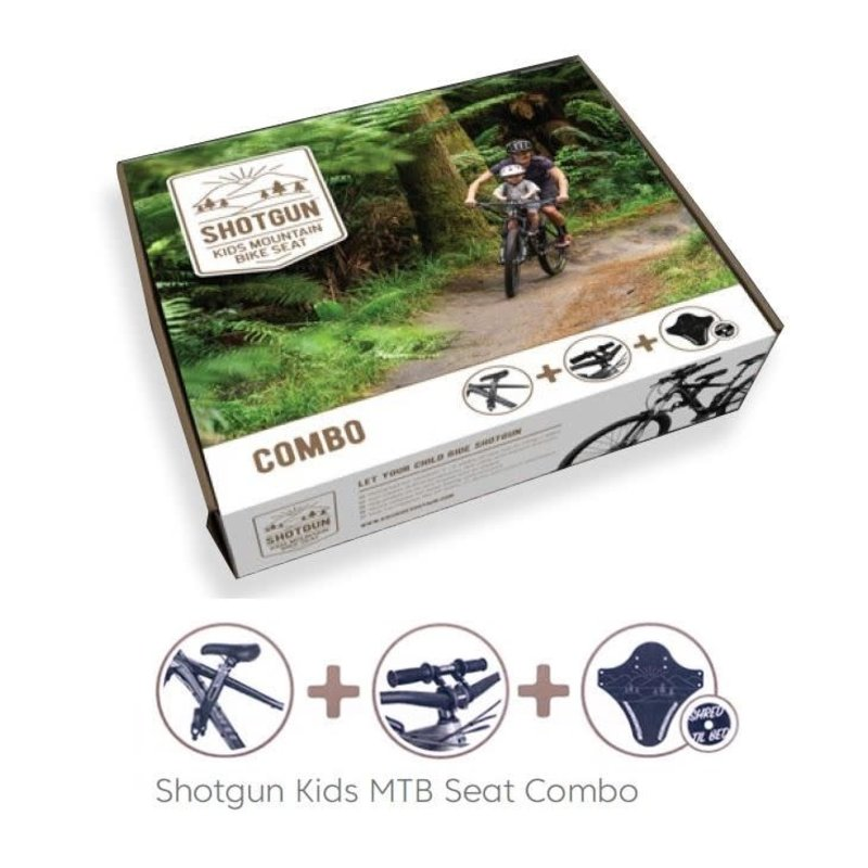 Shotgun Shotgun Combo Seat & Handlebar