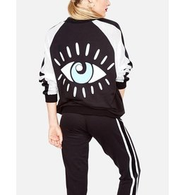 LAUREN MOSHI COCO EYE EVIL EYE JACKET